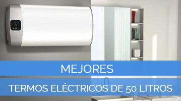 Mejores Termos Eléctricos de 50 Litros